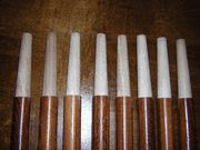 Workshop - Replacement shaft hickory