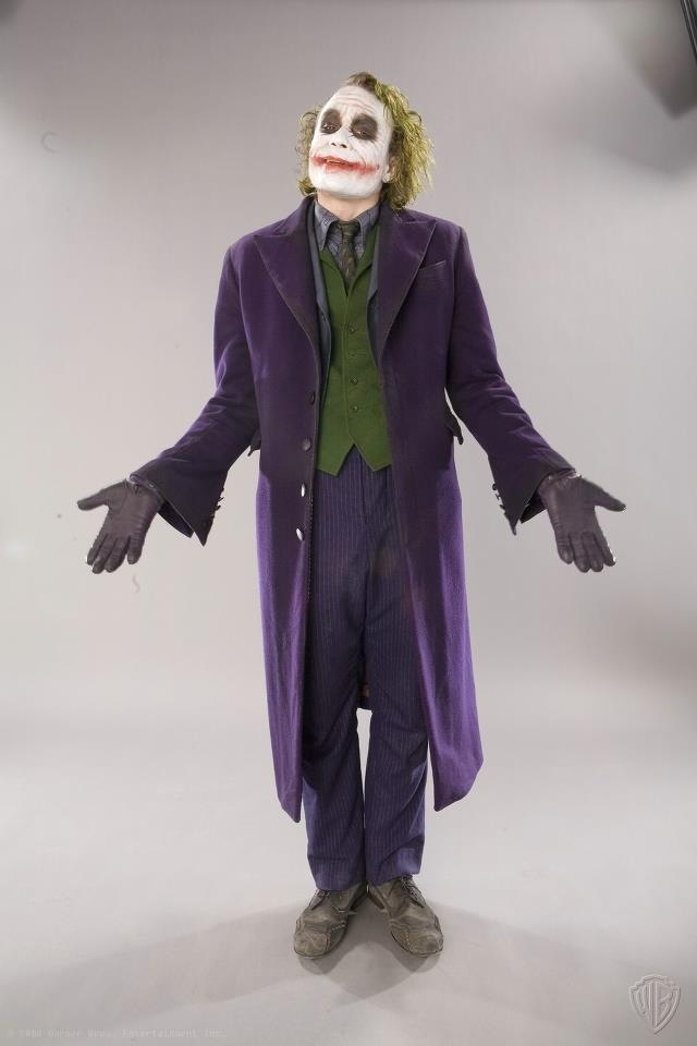 Joker; Heath Ledger