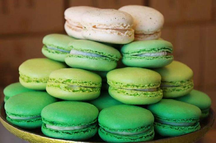 Happy St. Patrick's Day from Maison de Macarons in Savannah, Georgia!  #maisondemacarons #macarons #savannah