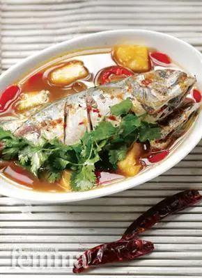 Pindang Ikan Asam Pedas