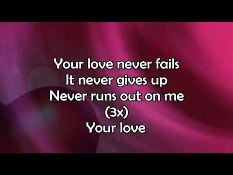 ▶ Lord I Need You - Matt Maher (Worship Song with Lyrics) 2013 New Album - YouTube