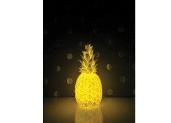 mellow yellow 'Pina Colada' nachtlamp