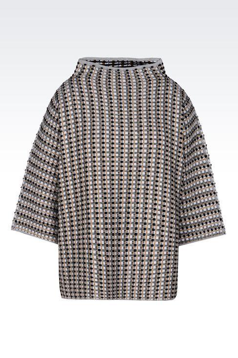 Knitwear: Sweaters Women by Armani - 1