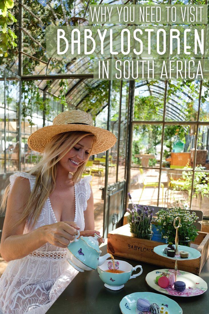 Babylostoren Estate in South Africa