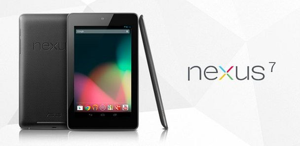 Confermato il tablet Google Nexus 7 by ASUS [foto e video hands-on]