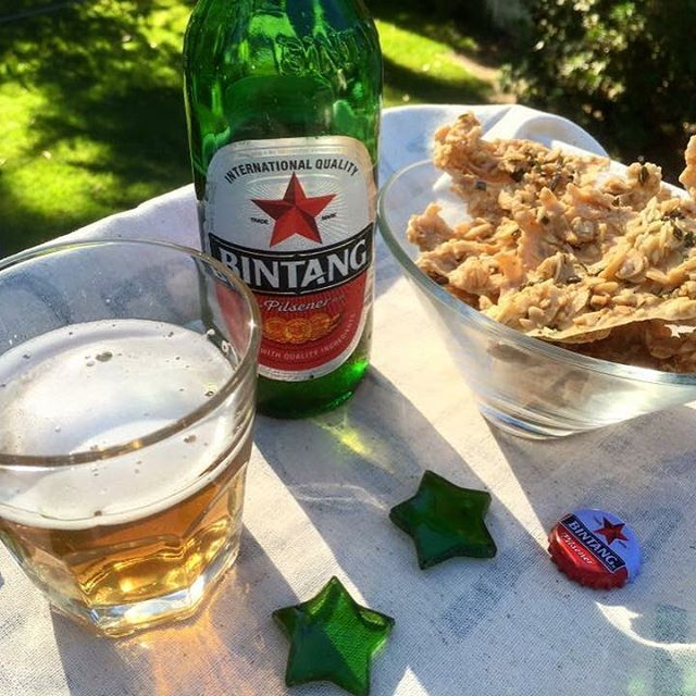 It's a Bintang kind of afternoon!! Hope you all had a beautiful ANZAC day