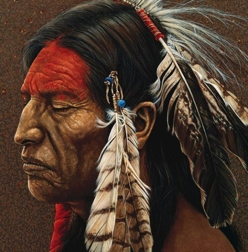 Native American spirit