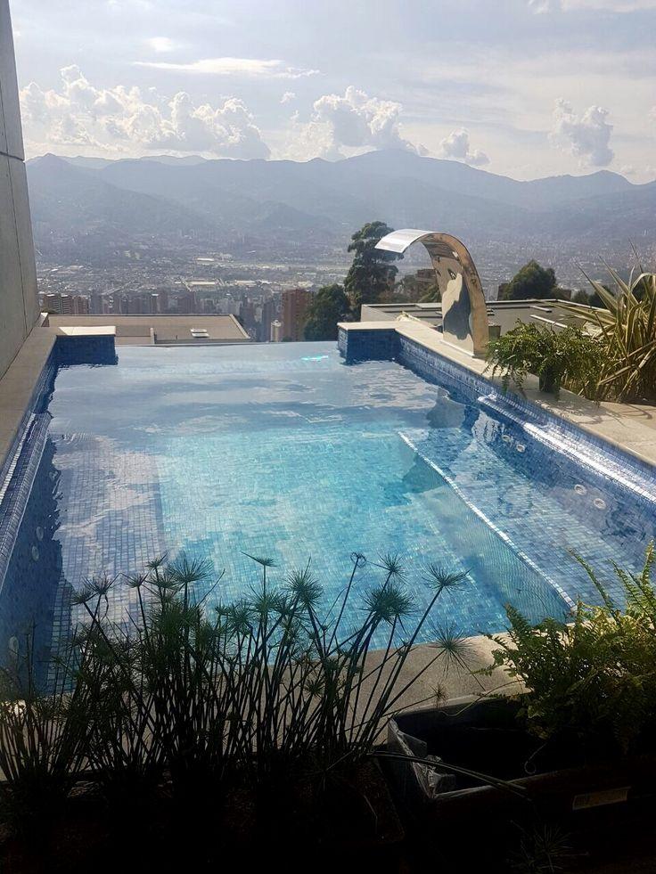 Mini piscina Wellness en Medellín