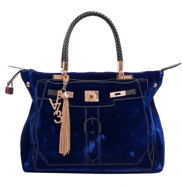 V73 Velvet Bag Francia http://www.v73.us/luxury-velvet/132-velvet-bag-francia #v73 #bag #velvet #francia #fashion