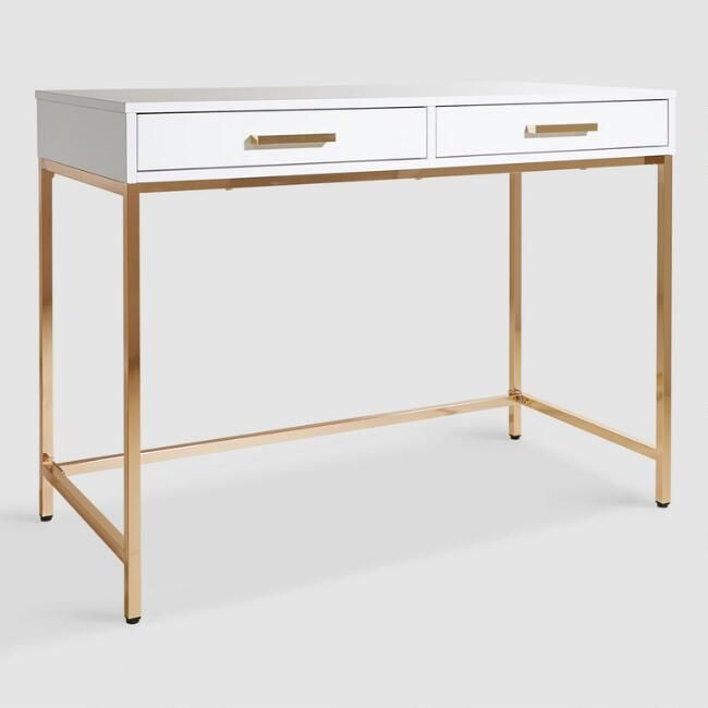 Elevate The Look Of Your Home Office With An Ultra Modern Desk