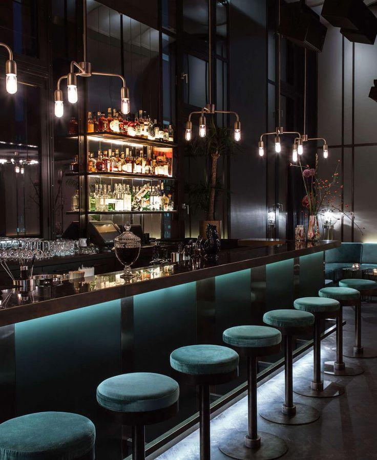 Fabulous Bar mit Panoramablick am Berliner Hauptbahnhof APARTMENT Bar