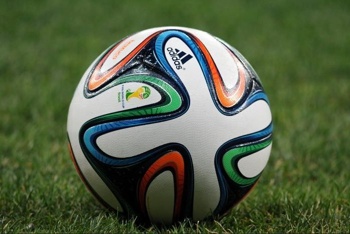 "FIFA World Cup 2014 official ball, making of ""Brazuca"" // Read Full Story Here: http://sportyghost.com/fifa-world-cup-2014-official-ball-making-of-brazuca/"