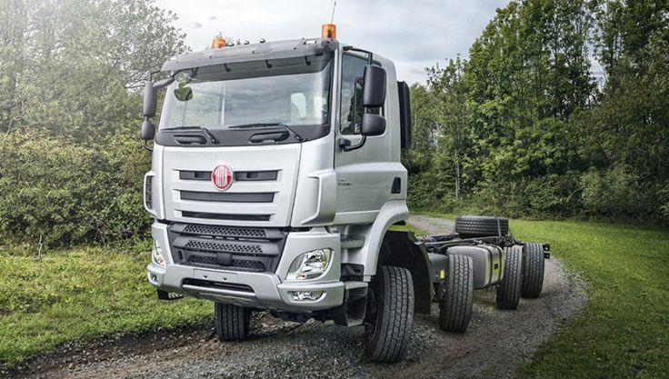 """Tatra Phoenix Euro 6 """"Krab"""" T 158-8P6R41.27ZA 8x8.1R (2017)"""
