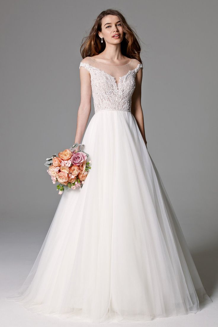 Watters Brides Skye Gown (unlined)