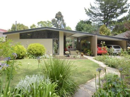 Upper Sturt Road, Glenalta, South Australia.    Secret Design Studio knows Mid Century Modern, www.secretdesignstudio.com