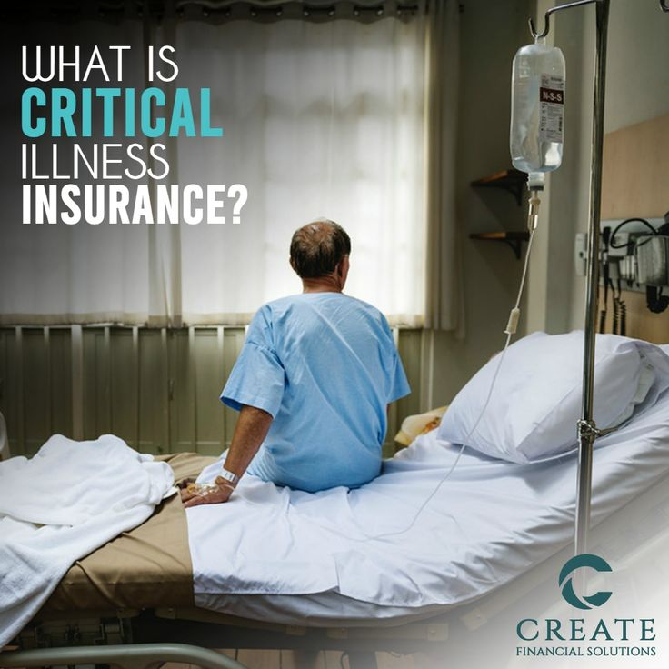 Critical illness insurance also referred to as critical
