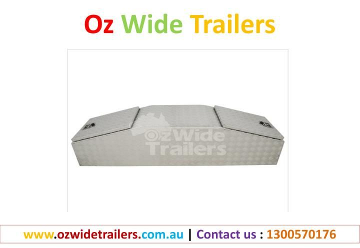 Box trailers are even more useful than ever before as they can help carry stuff the safest way possible without compromising the space inside the vehicle. Because these trailers are prepared using highly durable materials and are designed to last longer than before with less maintenance, people can carry any stuff they want to http://www.ozwidetrailers.com.au/aluminium-toolboxes/