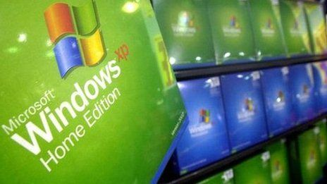 Windows XP security deadline arrives