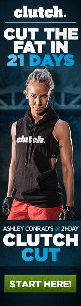 Bodybuilding.com - Ashley Conrad's 21-Day Clutch Cut: Nutrition