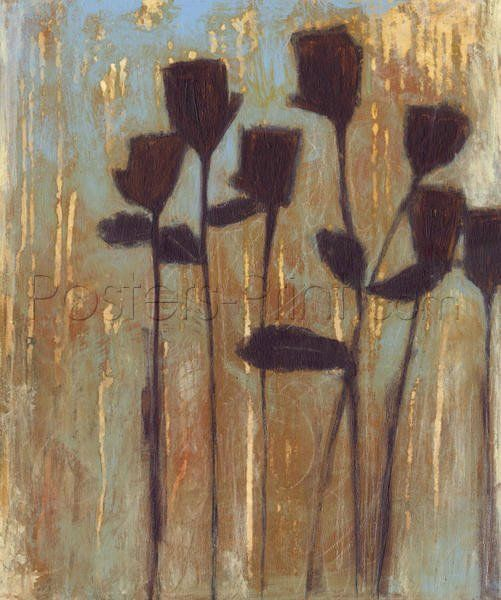 Rustic blooms i giclee print poster by norman wyatt jr online on sale at wall