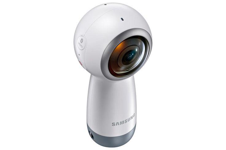 Llegó el Gear 360: La nueva forma de capturar imágenes y grabar videos en 360 grados