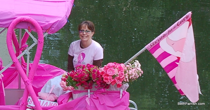 This is what a Breast Cancer Survivor looks like!!!