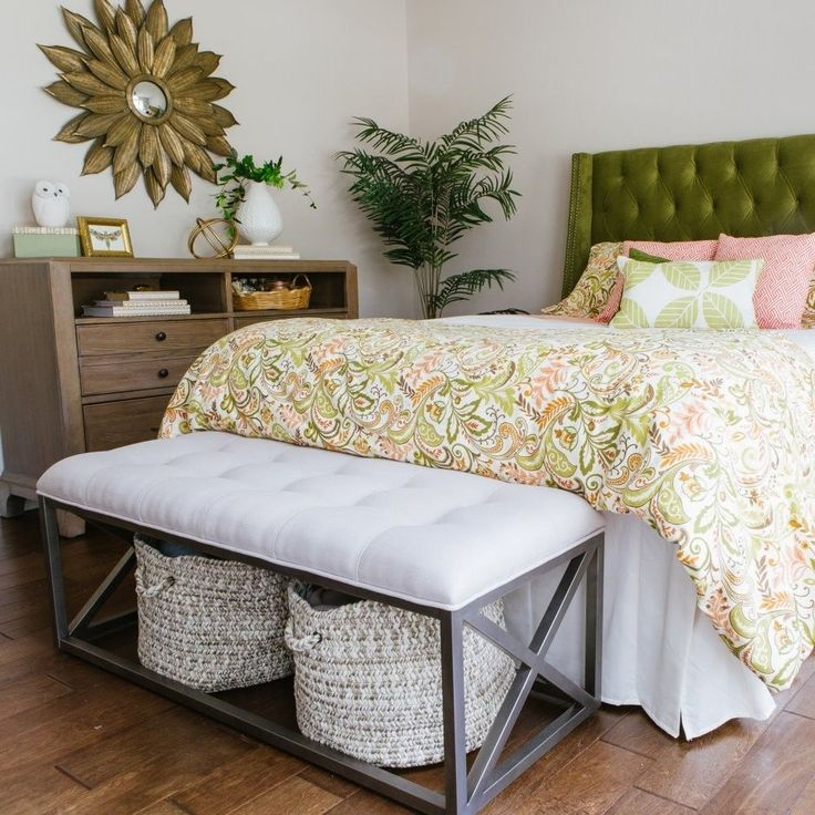 Seating Bench At The End Of The Bed With Hamper Storage: End Of Bed Bench Benches For Bedroom Living Room Entryway