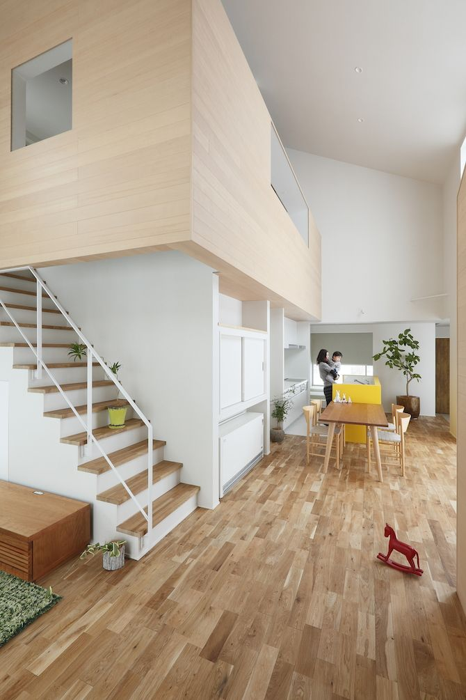 ALTS Design: Shimookabe House