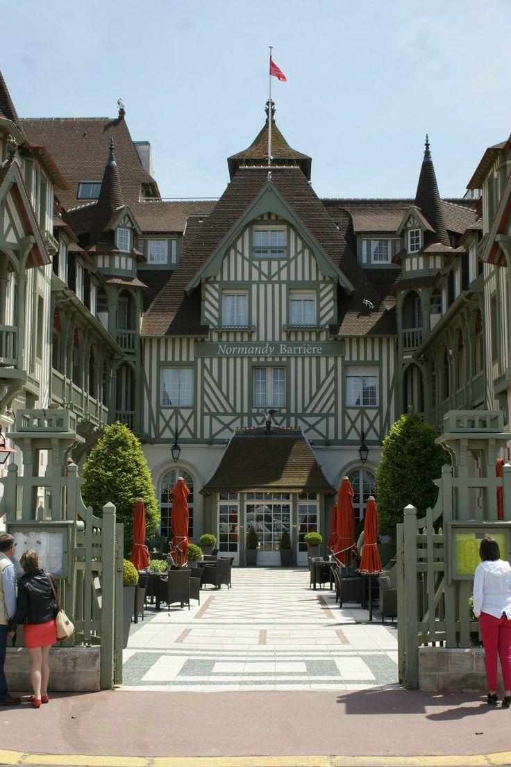 Normandy Barriere hôtel, Deauville
