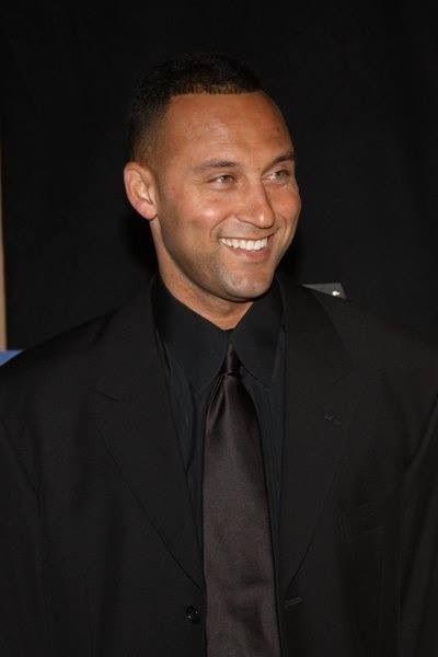 Derek Jeter...gotta love that smile of his