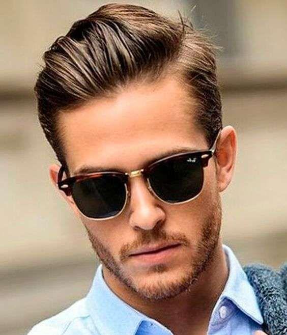 Taglio capelli uomo 2015 fronte alta