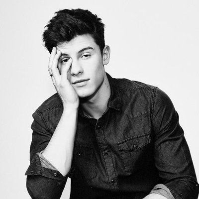 IMAGINE YOUR TALKING TO SHAWN AND HE LOOKS AT YOU LIKE THIS #SHAWNISABLESSING