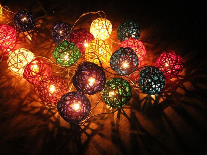 Новогодние гирлянды-огоньки. Обсуждение на LiveInternet - Российский Сервис Онлайн-Дневников