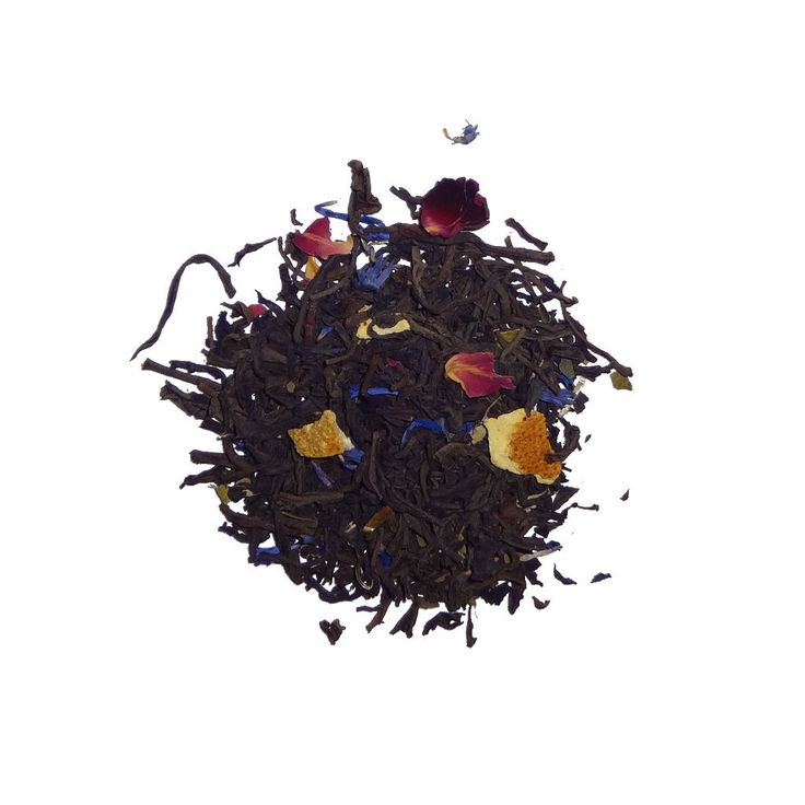 lady grey tea / the herb shop
