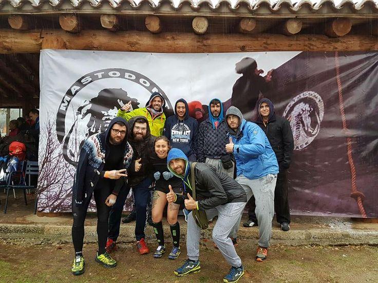 Racers Cullera Ocr's I Campeonato Nacional en Yébenes (Toledo)