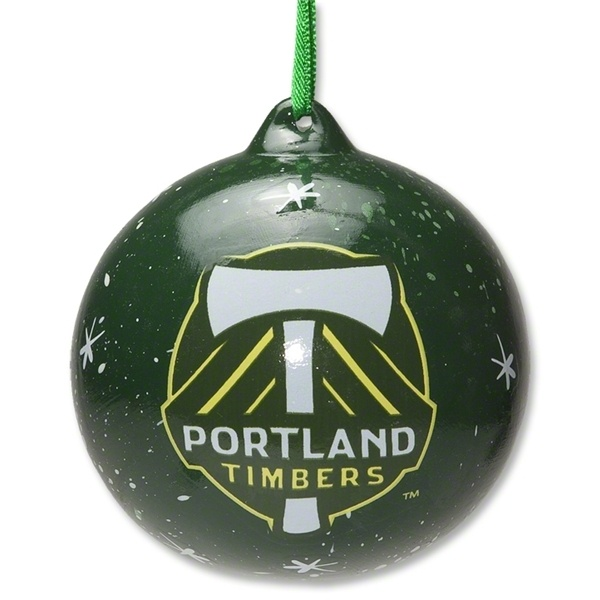 Portland Timbers: Portland Timbers Holiday Ornament (on Sale For $4.99