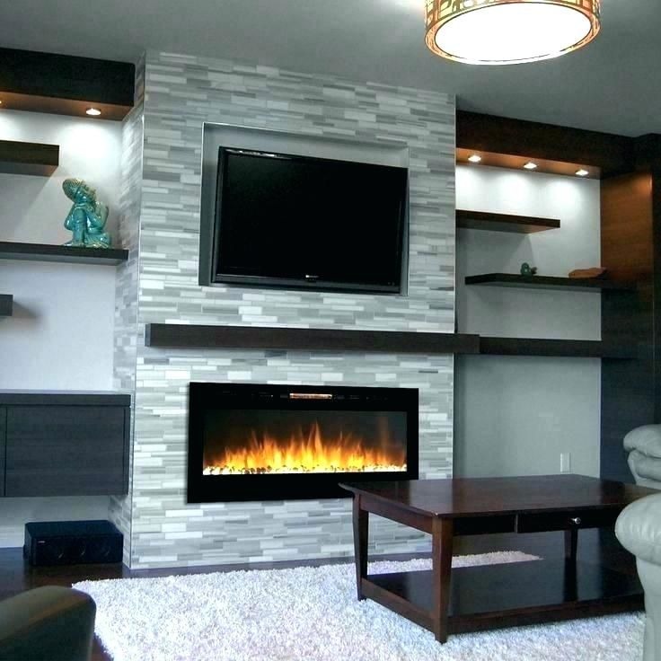 Fireplace Electric Inserts Electric Fireplace Insert Installation Gas Fireplace Insert Electric Fir Recessed