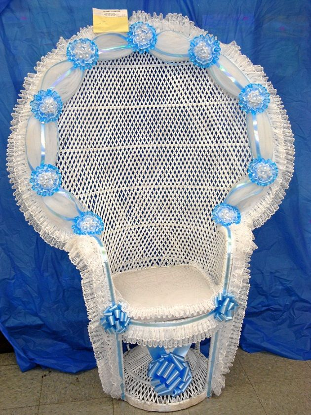 best baby shower chairs images on   baby shower chair, Baby shower
