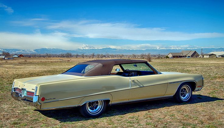 1970 Buick Electra 225 convertible Flickr Photo