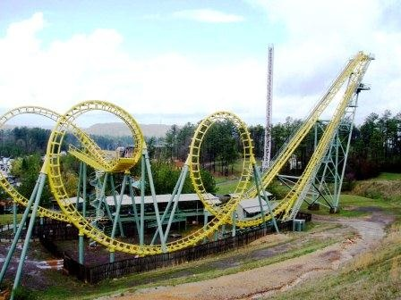 101 best Rollercoasters images on Pinterest | Roller ...
