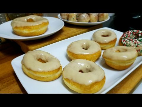 Resep Donut Lembut - YouTube