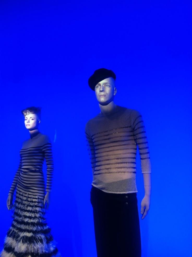 Jean Paul Gaultier exposition, Kunsthal Rotterdam