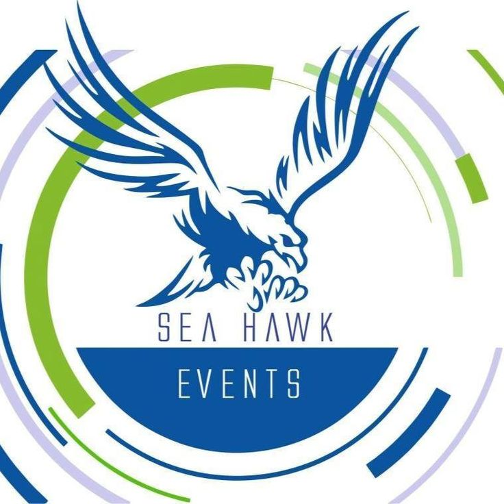 Sea Hawk Events Management Co. Logo