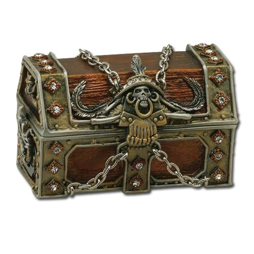Pirate treasure chest!