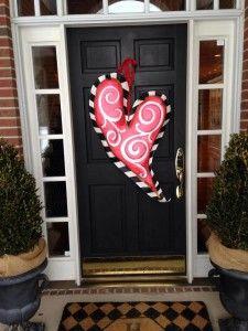 Big Heart created by artist, Lisa Frost. Visit www.lisafroststudio.com