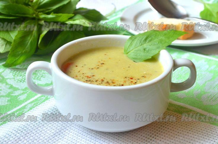 Рецепт суп крем из лосося