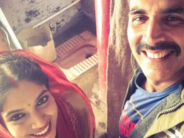The shooting of 'Toilet: Ek Prem Katha' is going on in full force. Check these photos out here...