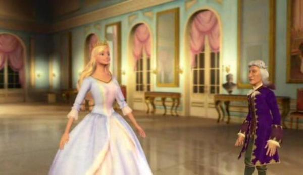 Barbie as the Princess and the Pauper (2004) - Animation Screencaps    Princess and the pauper, Barbie dress, Barbie princess