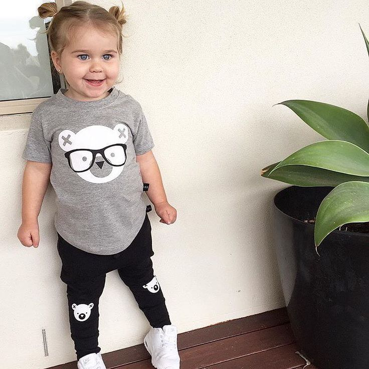 Total cutie in her Huxbaby, thanks for the pic @ashleemareex__ 💙 www.tinystyle.com.au #huxbaby #coolkidsclothes #unisex #tinystyle