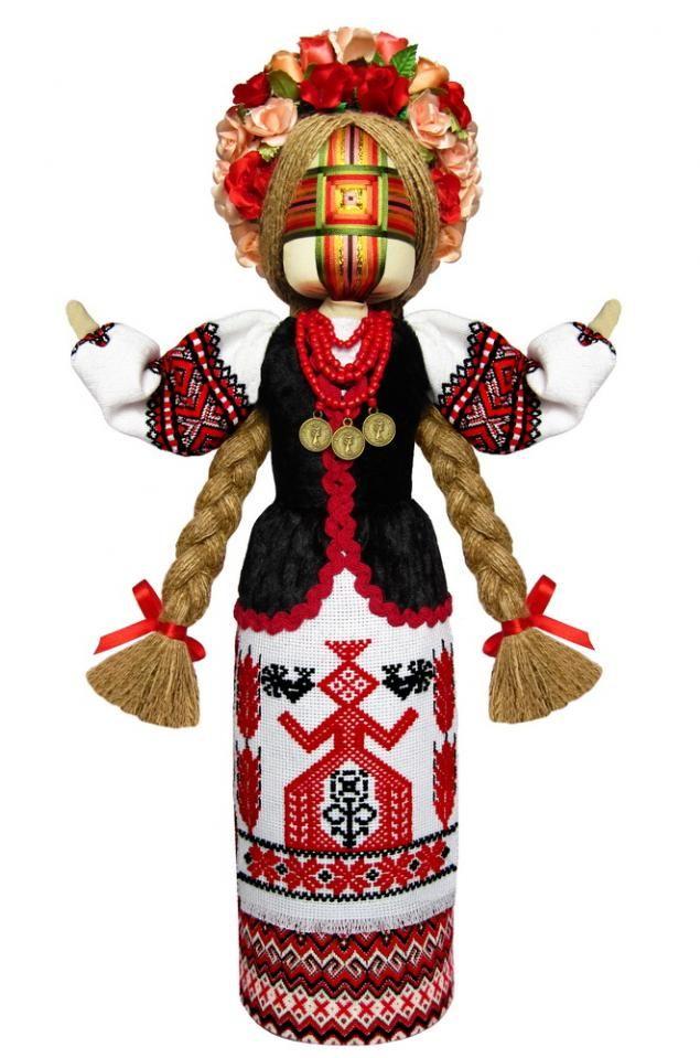 Motanka doll - Ukraine Fertility Effigy